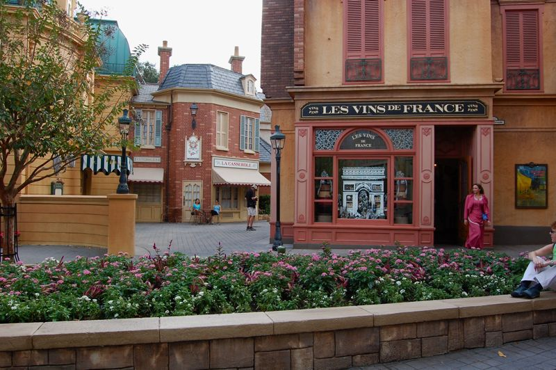 Rue de France at Epcot
