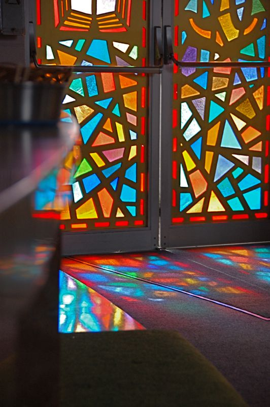 stained glass symphony